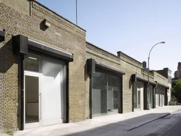 David Zwirner 19th Street New York, Selldorf Architects