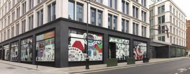 Hauser & Wirth Savile Row London, England, Selldorf Architects
