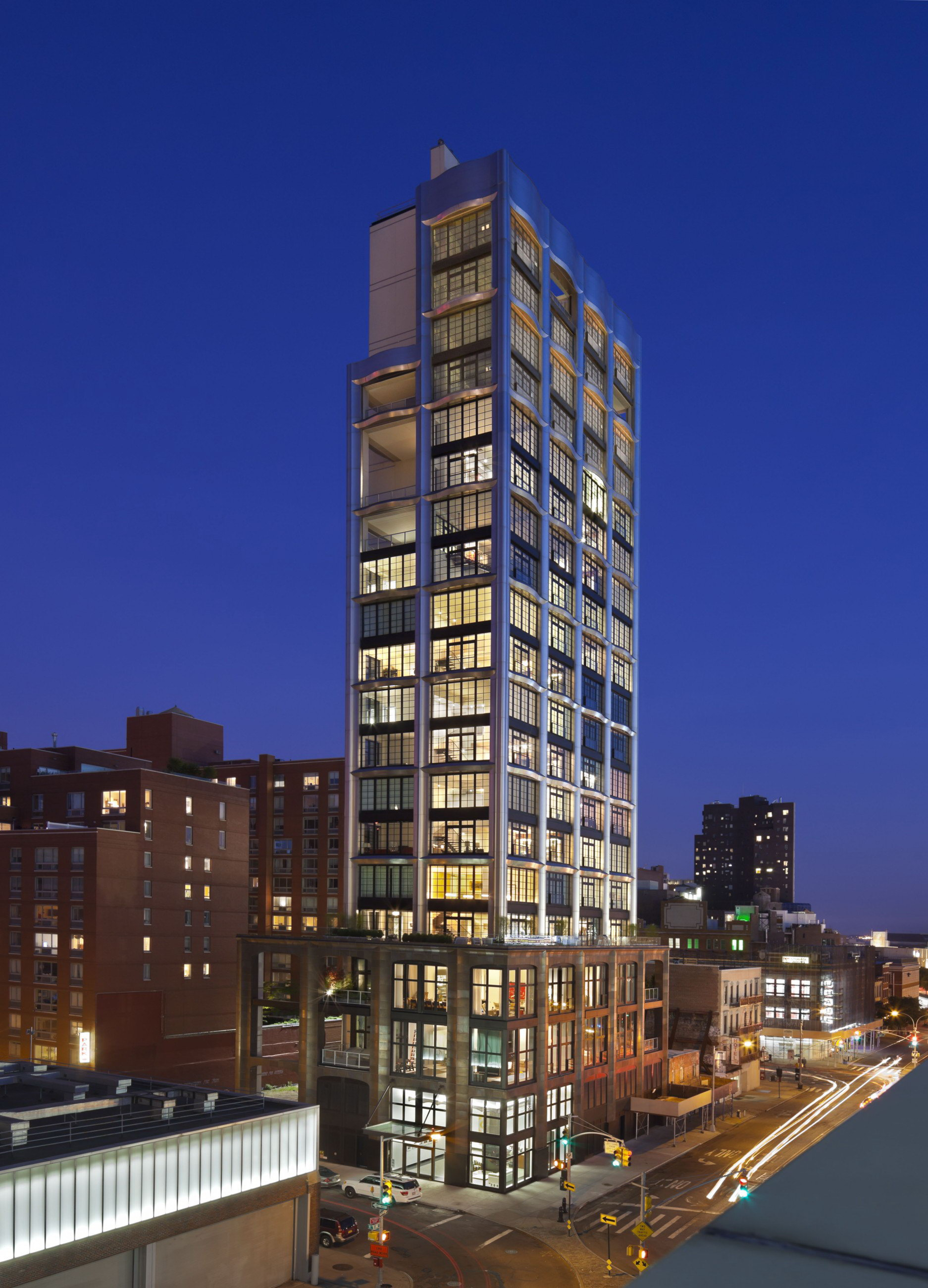 200 Eleventh Avenue Selldorf Architects New York