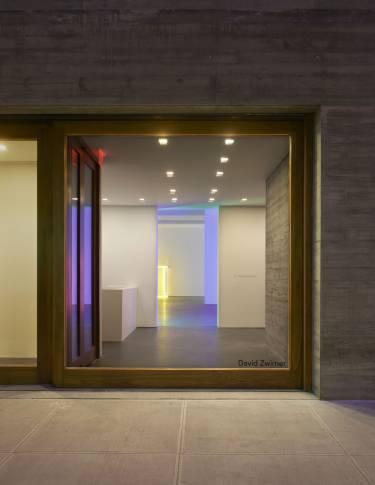 David Zwirner 20th Street New York, Selldorf Architects