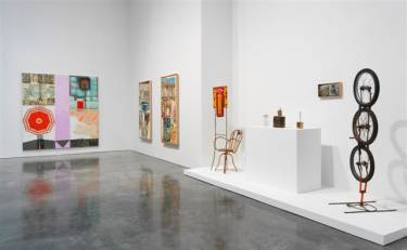 Gagosian Gallery Exhibition Design New York and London, Selldorf Architects