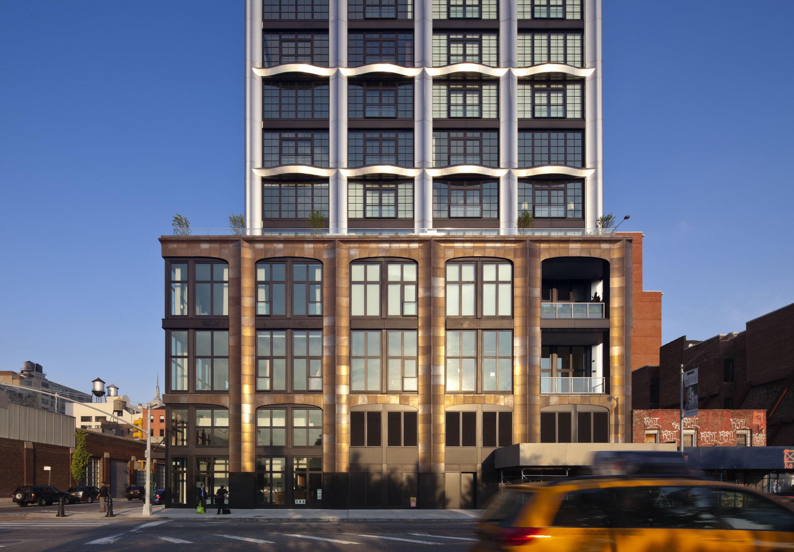Chelsea New Apartment Buildings