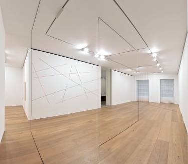 David Zwirner London - London - Interior photo of gallery space - Selldorf Architects