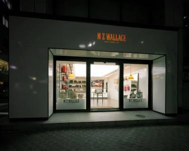 MZ Wallace - Tokyo - Exterior photo of storefront - Selldorf Architects