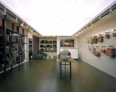 MZ Wallace - Tokyo - Interior photo of store - Selldorf Architects