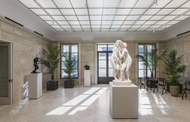 Clark Art Institute - Williamstown - Interior entry - Selldorf Architects