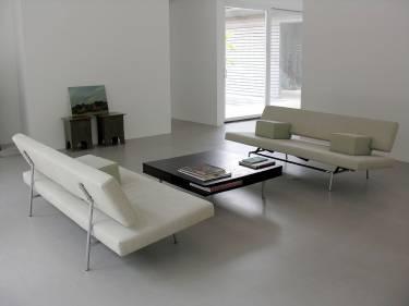 Sag Harbor House - Long Island - Interior photo of living room - Selldorf Architects