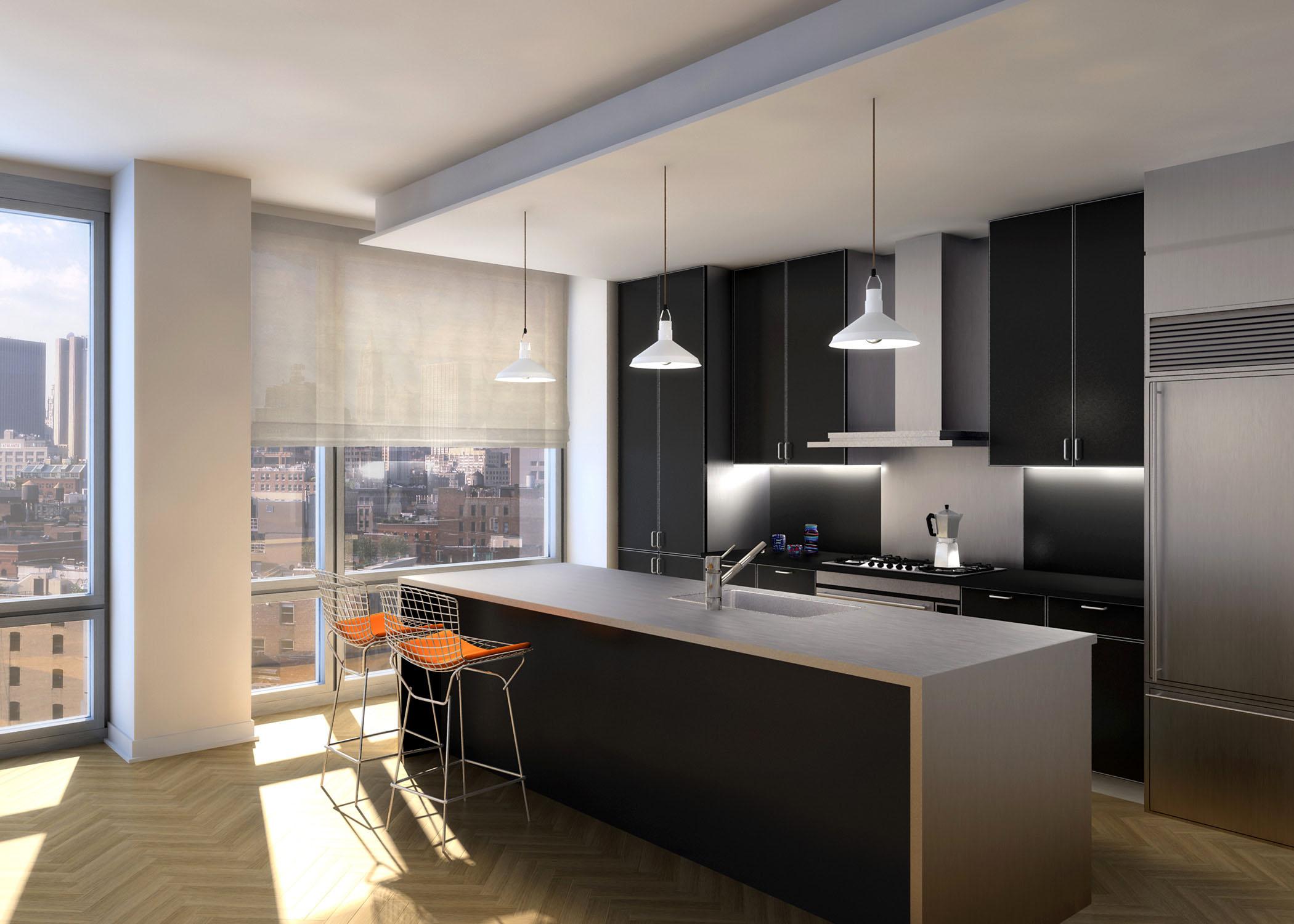Urban Glass House - Selldorf Architects - New York