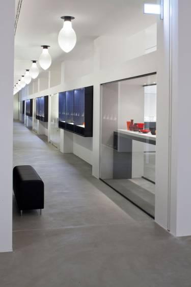 Le Stanze del Vetro - Venice - Interior photo of gallery space - Selldorf Architects