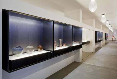 Le Stanze del Vetro - Venice - Interior photo of gallery space - Selldorf Architects