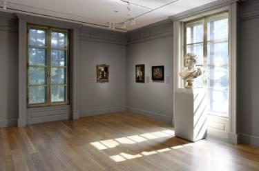 Clark Art Institute - Williamstown - Interior photo of gallery space - Selldorf Architects