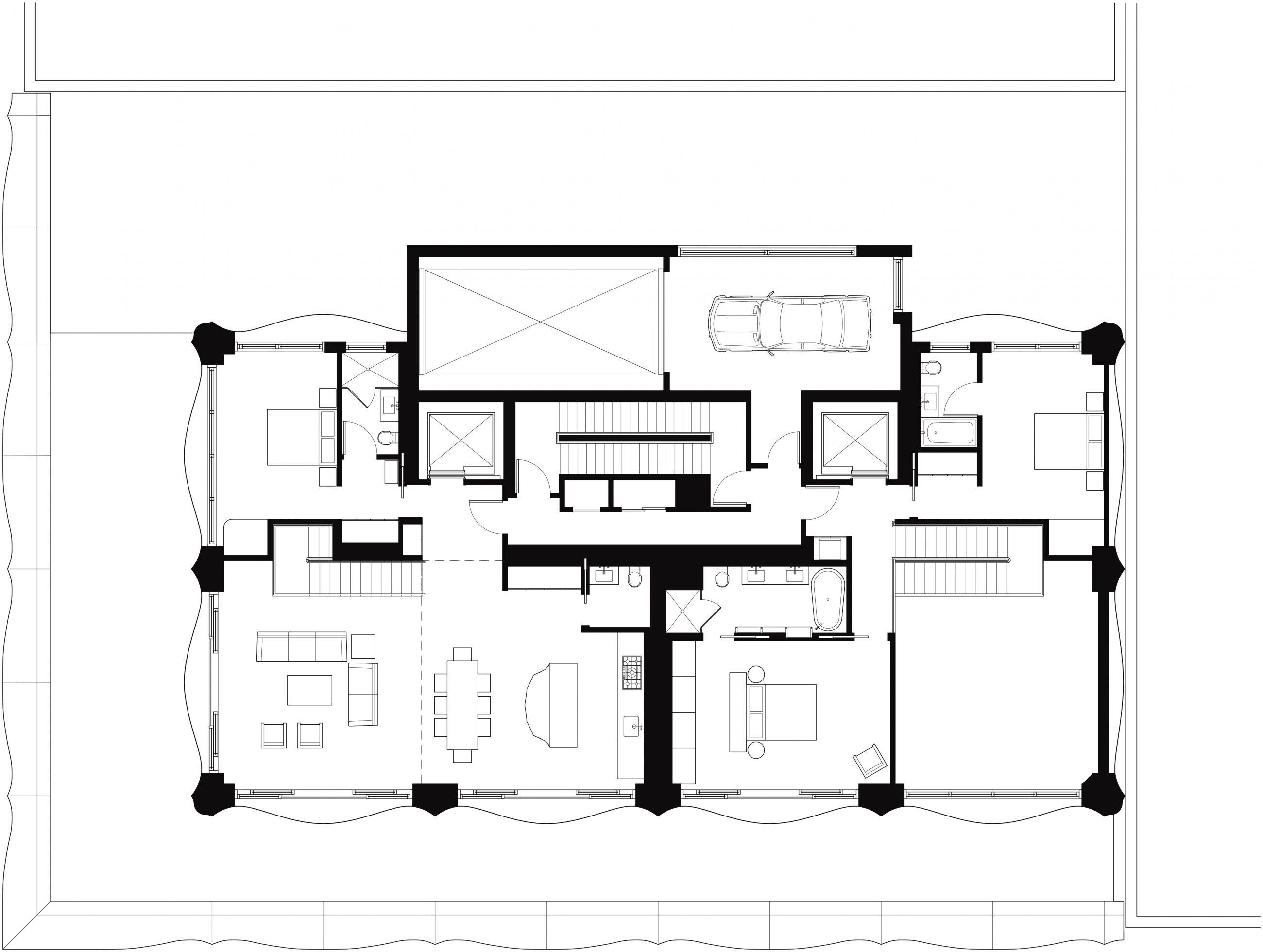 200 Eleventh Avenue 10th Floor Plan