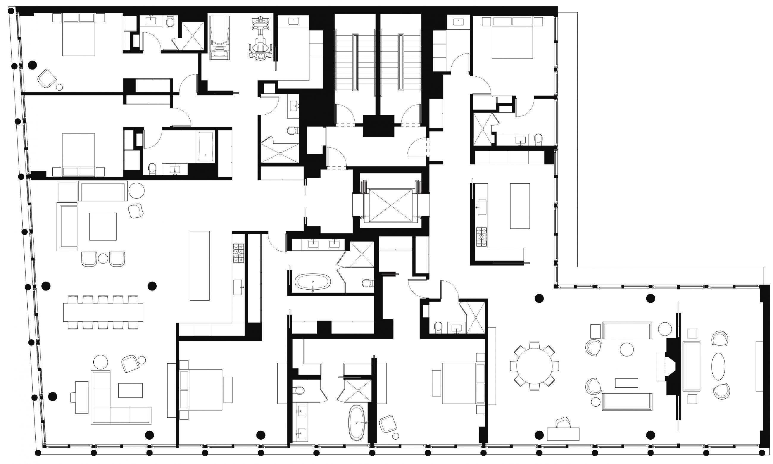 42 Crosby Street Plan