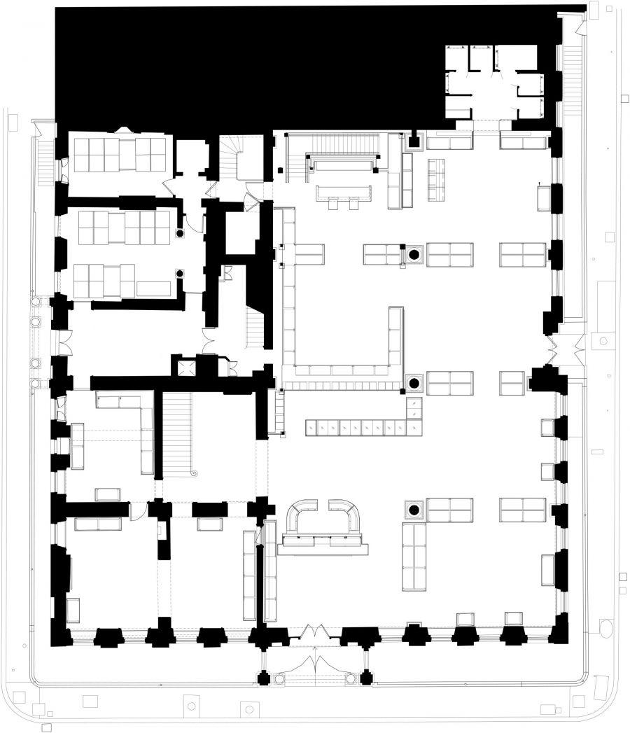 Abercrombie & Fitch Flagship London Plan