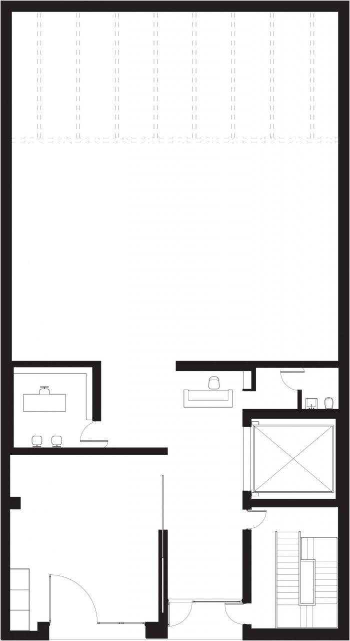 Gladstone Gallery 21st Street Plan