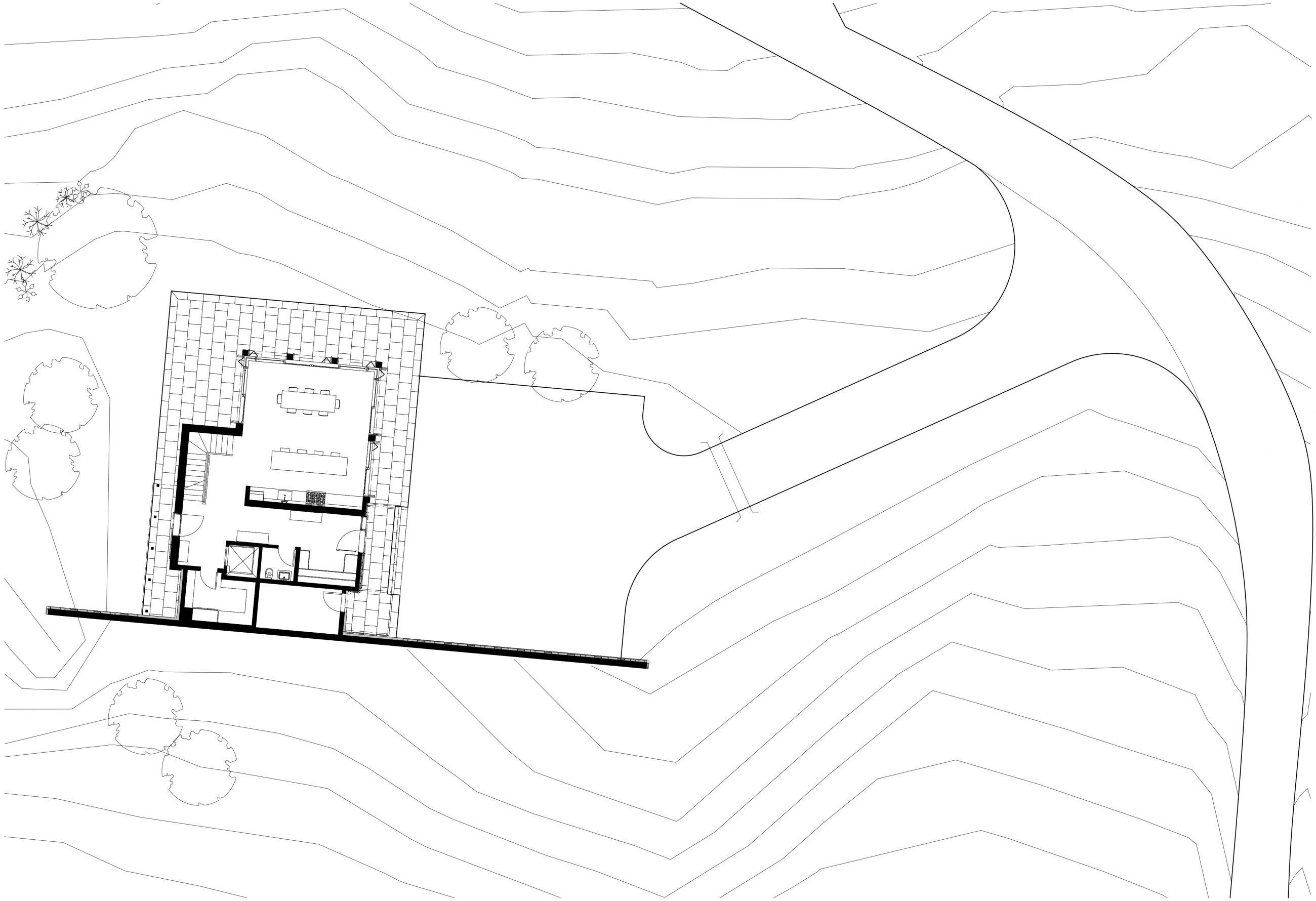 Pika House Site Plan