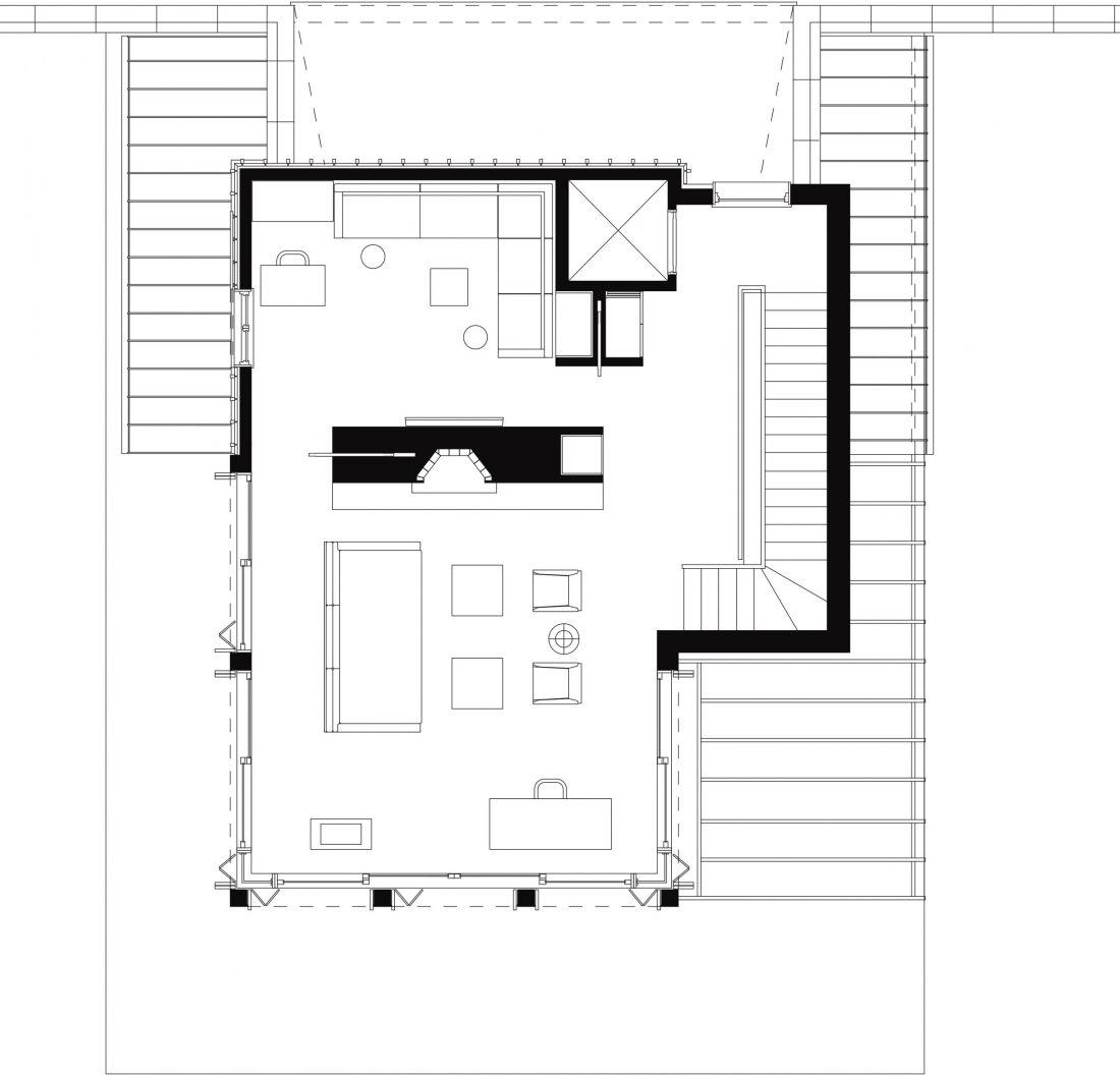 Pika House 2nd Floor Plan