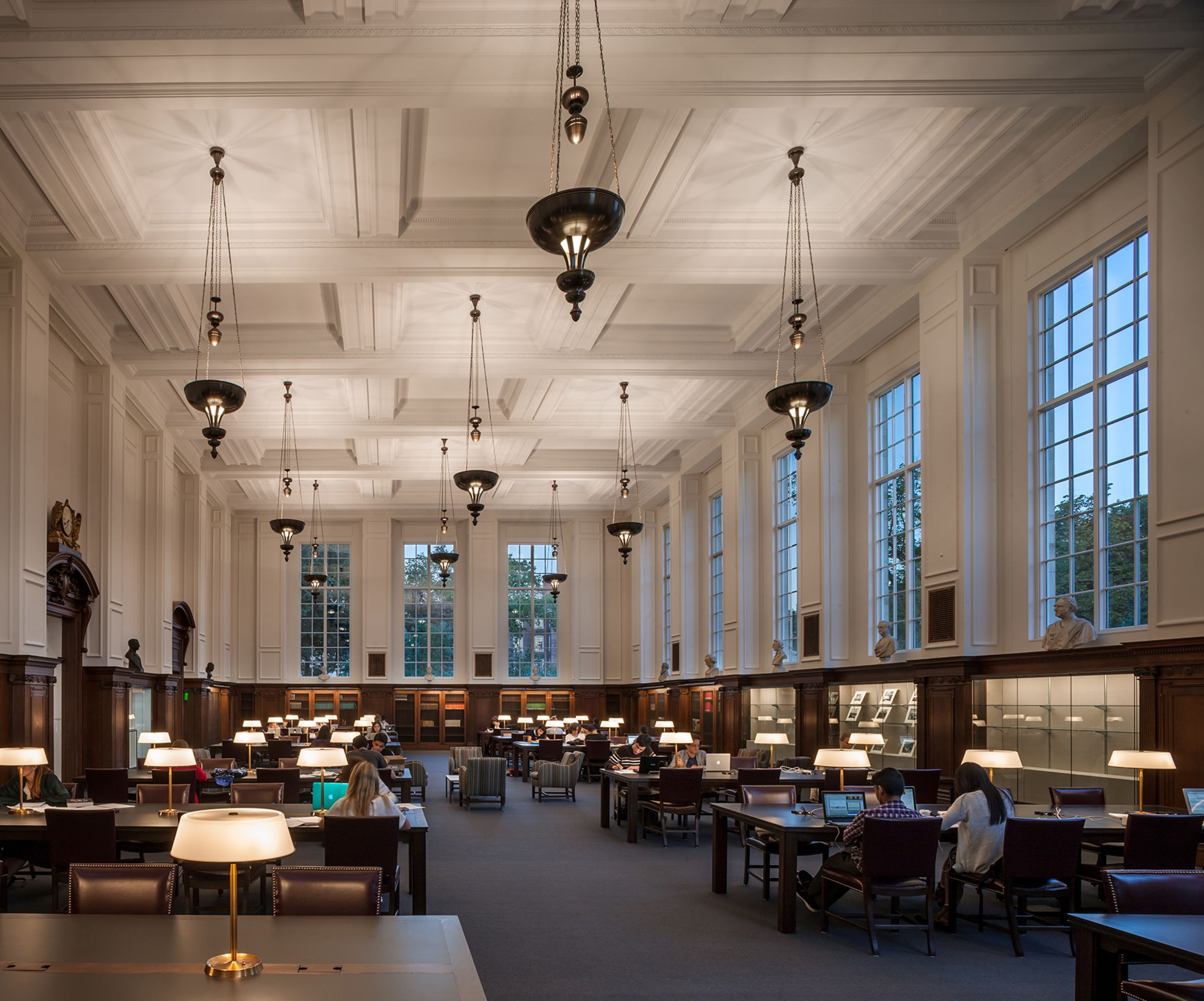 Brown University John Hay Library Selldorf Architects New York