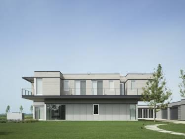 Sagaponack House - Long Island - Exterior elevation - Selldorf Architects