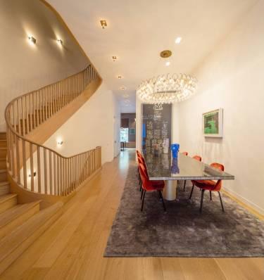 Van de Weghe Residence, Selldorf Architects