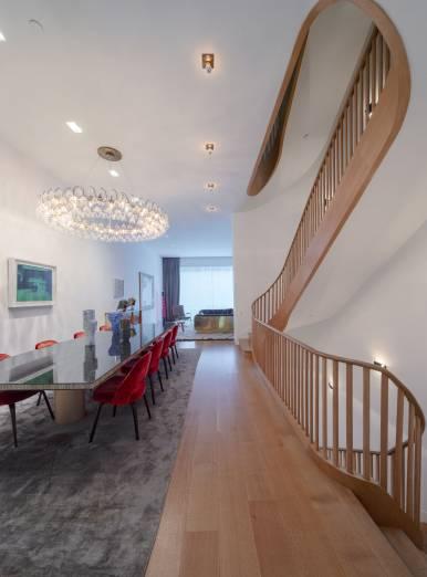 Van de Weghe Townhouse - Selldorf Architects – New York -