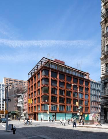 10 Bond Street, Selldorf Architects