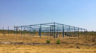 Mwabwindo School, Selldorf Architects