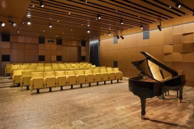 Steinway Hall - Selldorf Architects – New York -