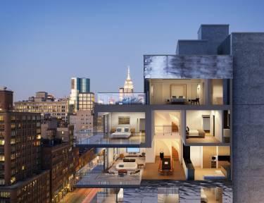 347 Bowery, Selldorf Architects