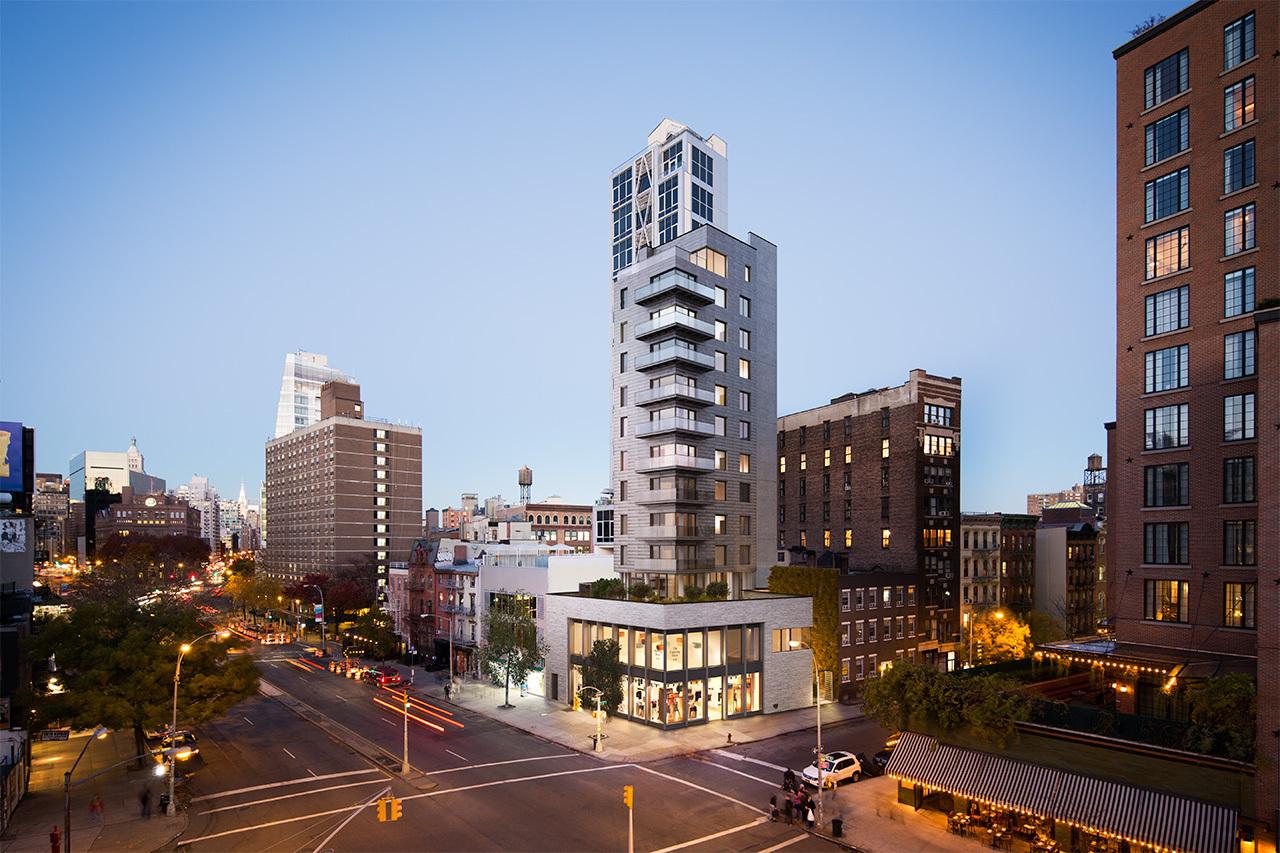 347 Bowery - Selldorf Architects – New York -