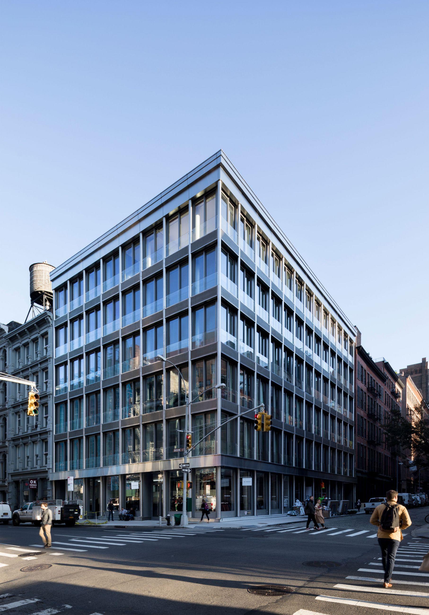 42 Crosby Street - Selldorf Architects - New York
