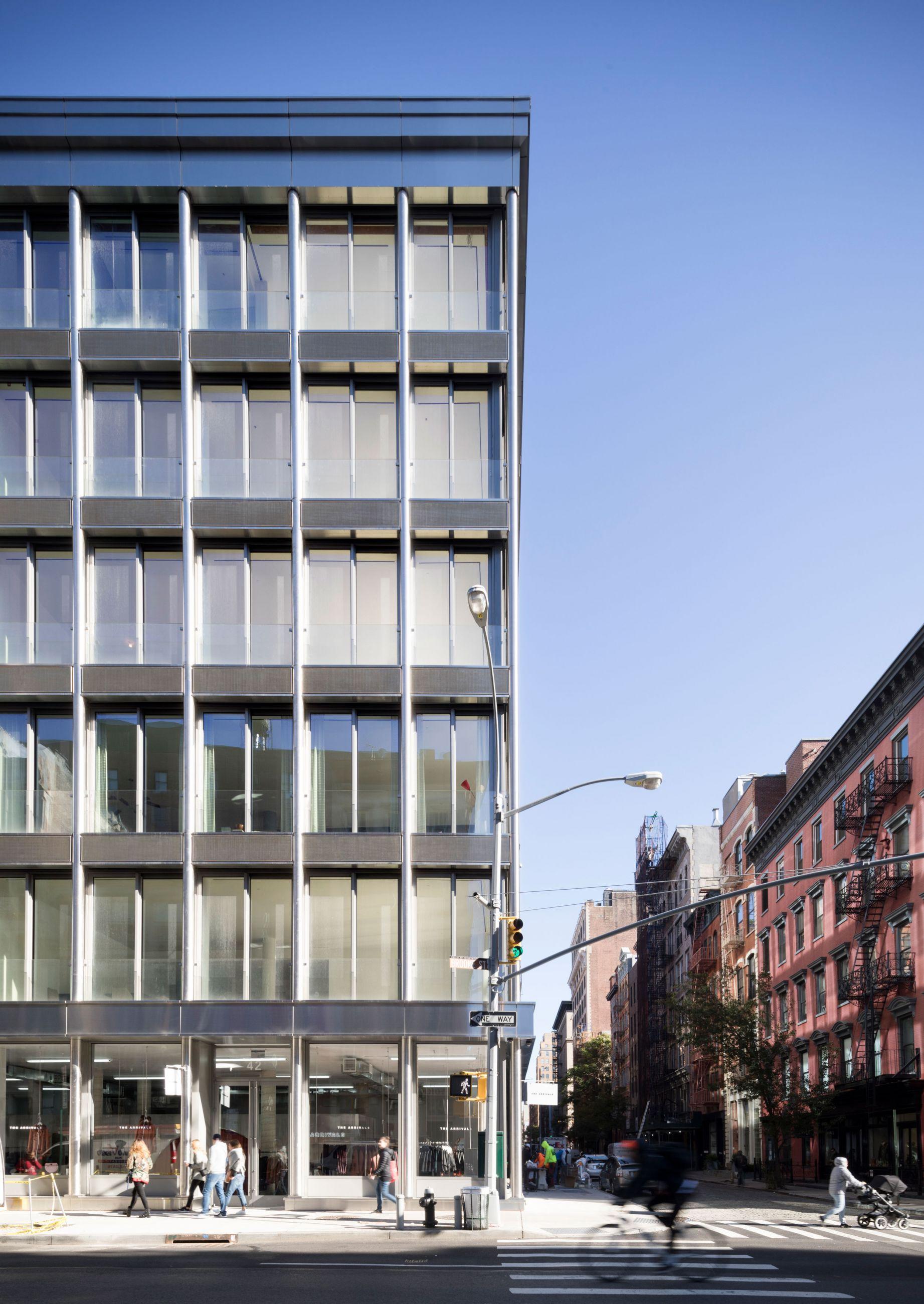 42 Crosby Street Selldorf Architects New York